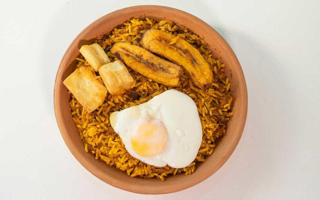 Bolivian Food – Majadito