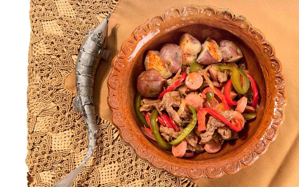 Bolivian Food – Pique a lo Macho