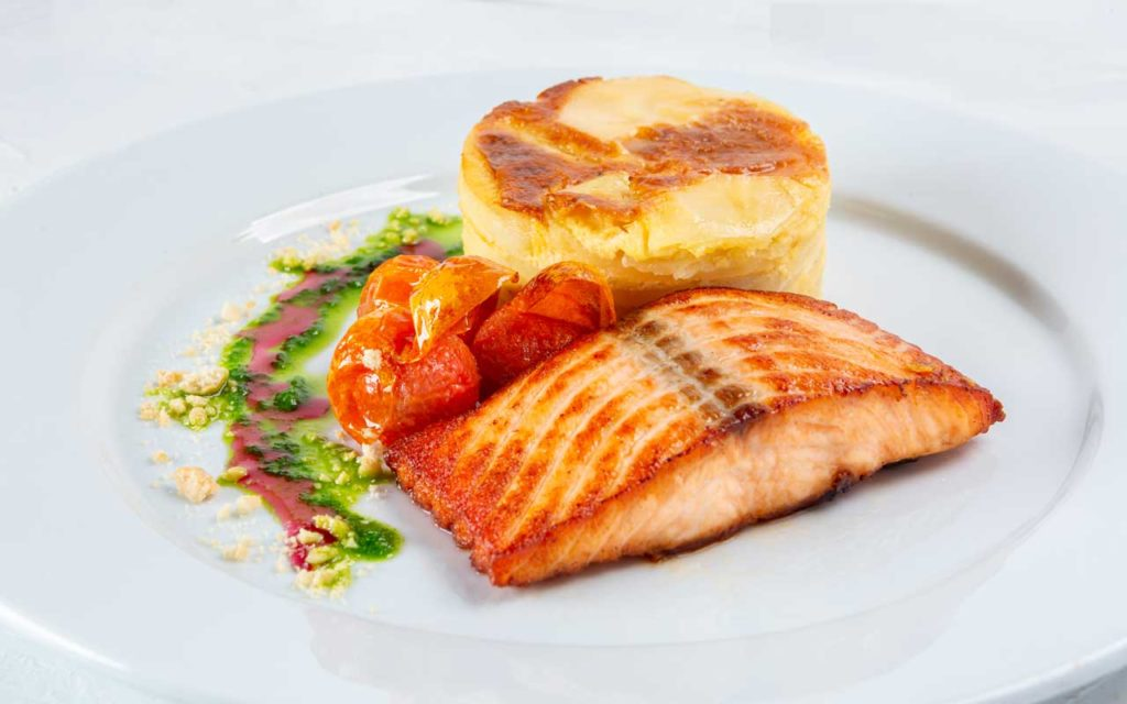 Chilean Food: Cancato (Grilled Fish)