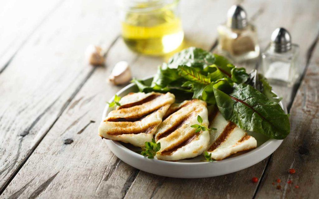 Cyprus Food: Halloumi