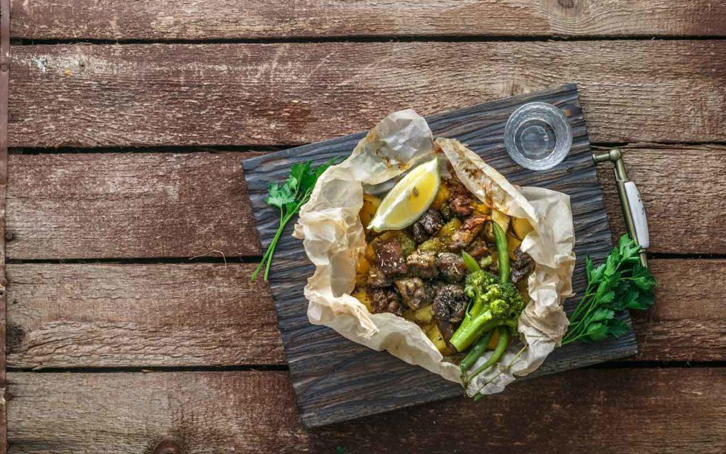 Cyprus Food: Kleftiko