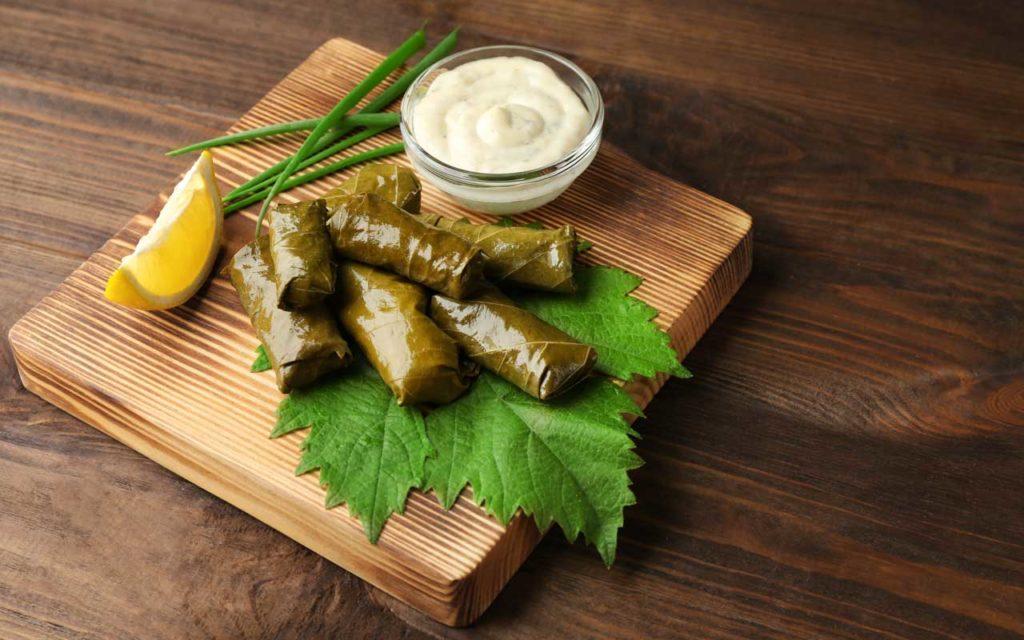 Cyprus Food: Koupepia