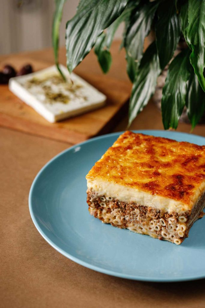 Cyprus Food: Makaoronia Tou Fournou