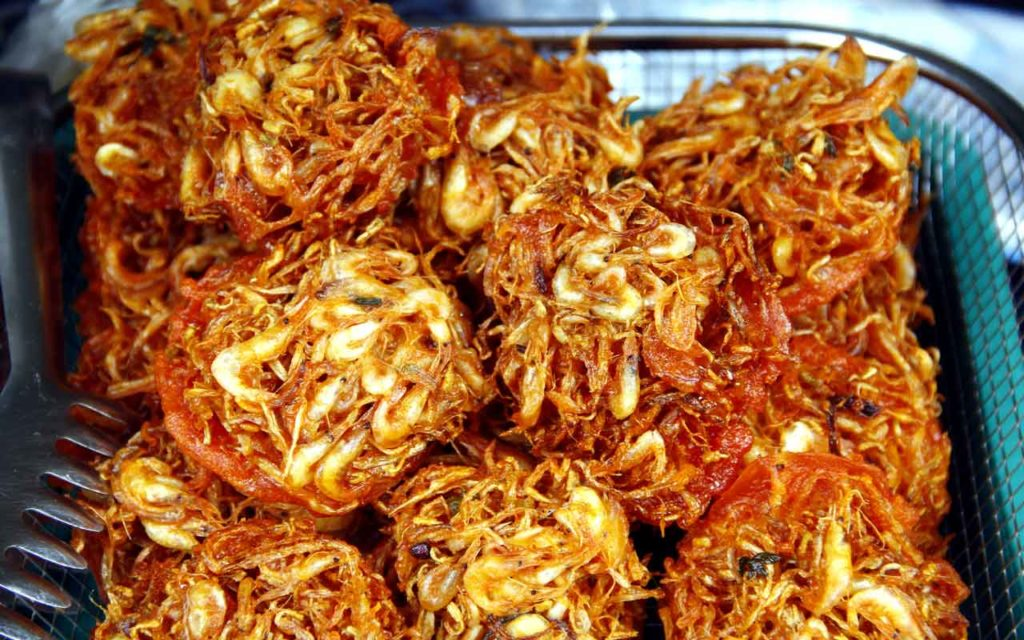 Food in the Philippines: Okoy