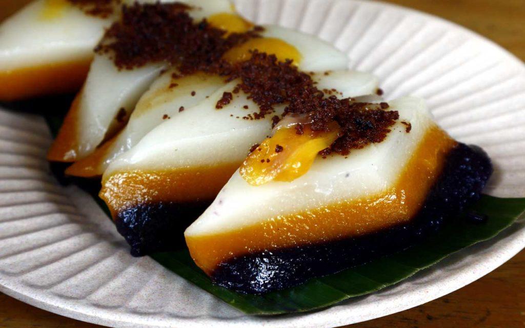 Filipino dessert: Sapin-sapin