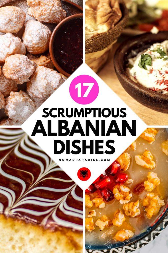 17 Best Albanian Foods