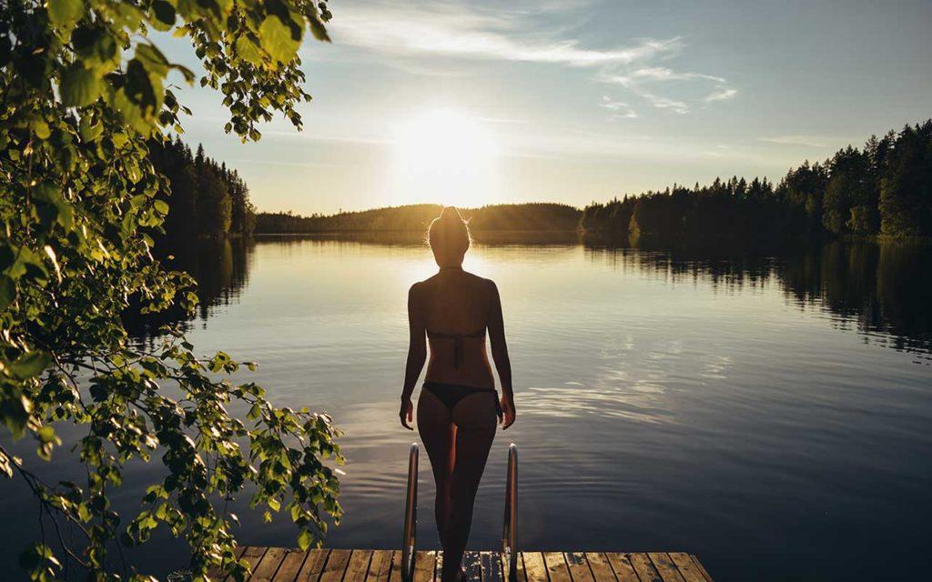 solo female travel finland