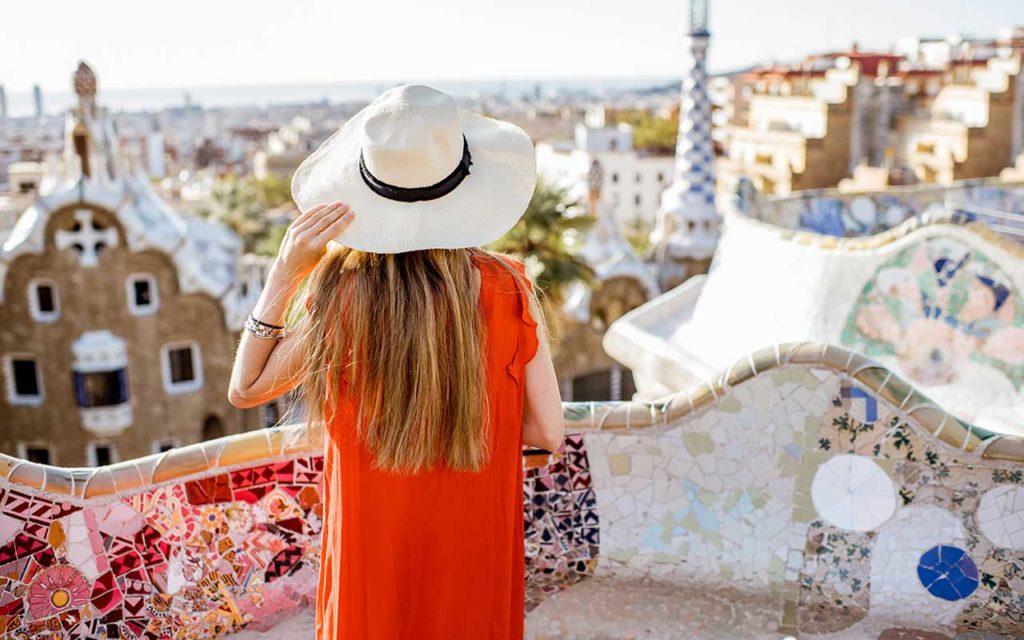 solo female travel barcelona