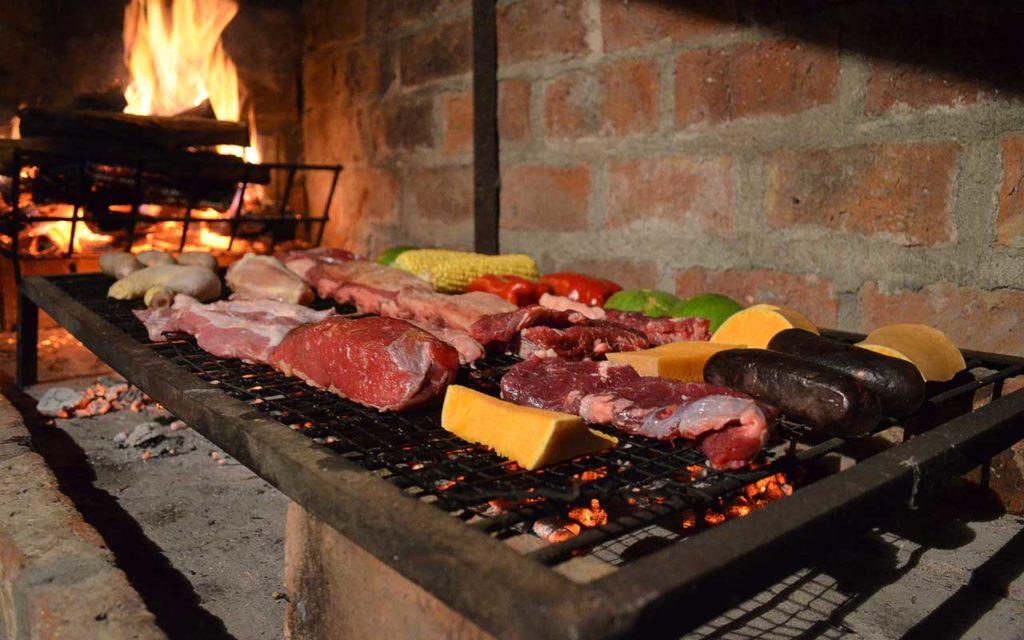 """Uruguayan Food: the Asado / """"Barbecue"""""""