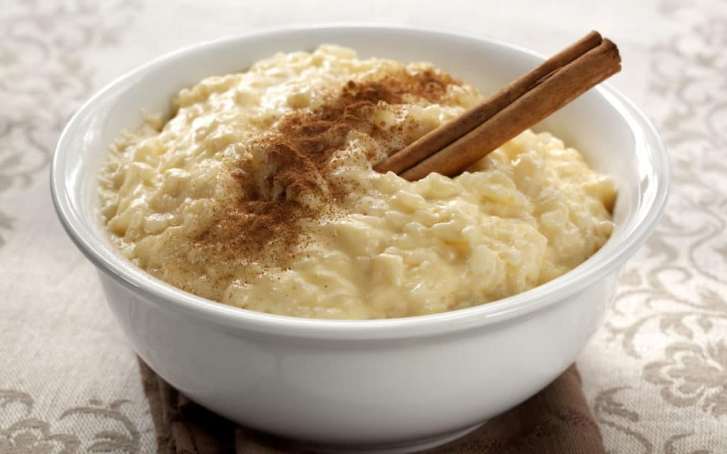 "Uruguayan dessert: Arroz con Leche / ""Rice with milk"""