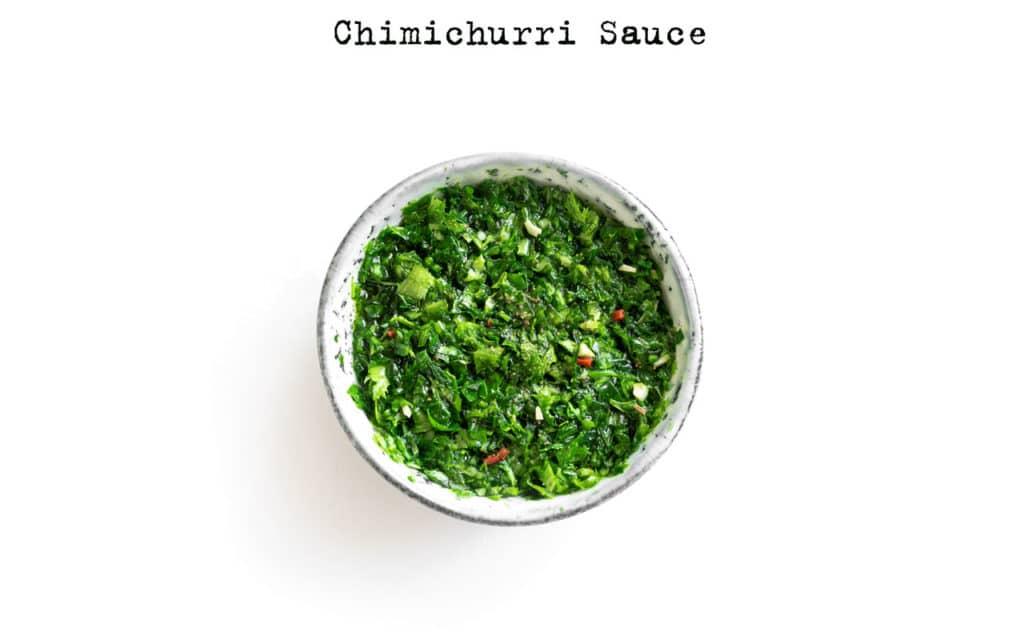 """Uruguayan Food: """"Chimichurri"""" / Chimichurri sauce"""