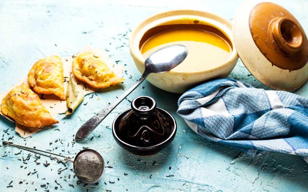 Algerian Food: Bourek – Filled Puff Pastry