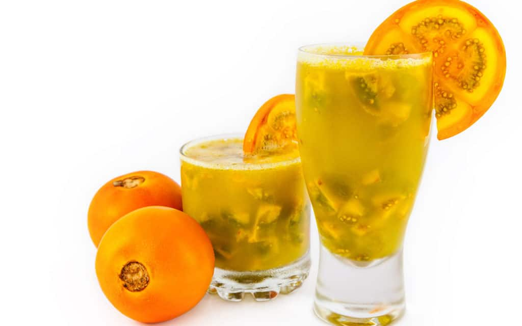 Colombian drink: Lulada (Lulo Drink)