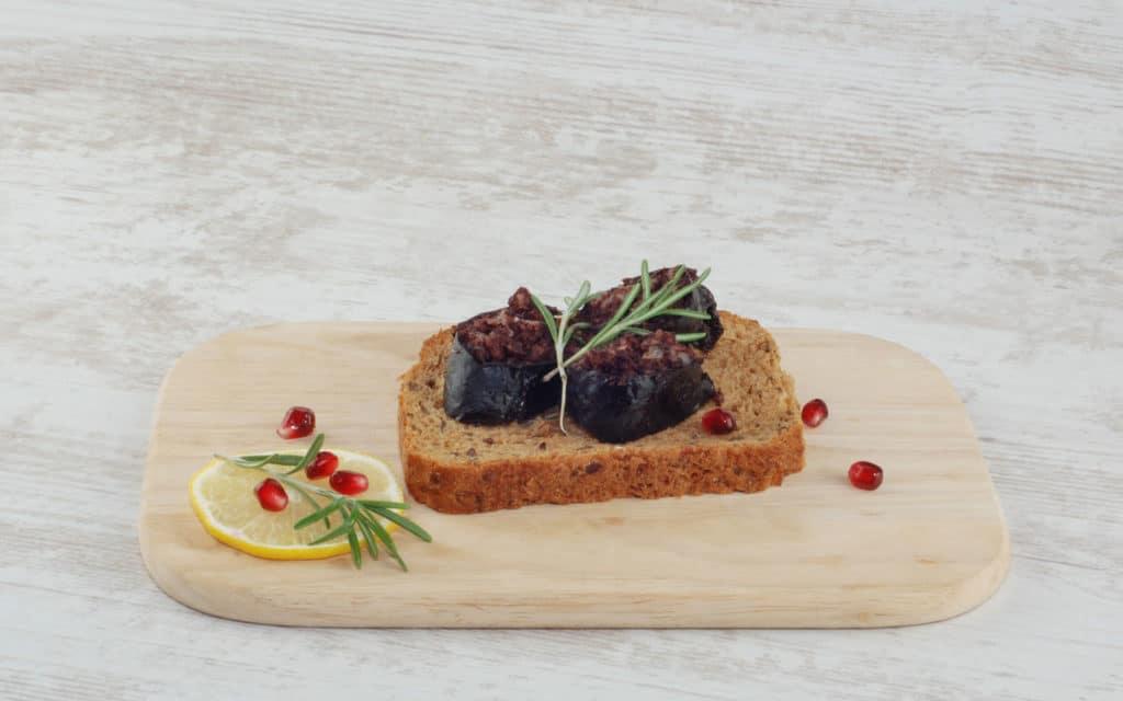 Estonian Food: Blood Dumpling – Verikäkk
