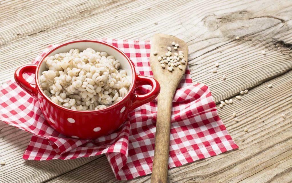 Estonian Food: Barley Porridge – Kruubipuder