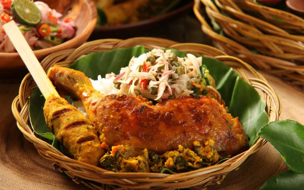 Indonesian Food: Ayam Betutu (Balinese Spicy Roasted Chicken)