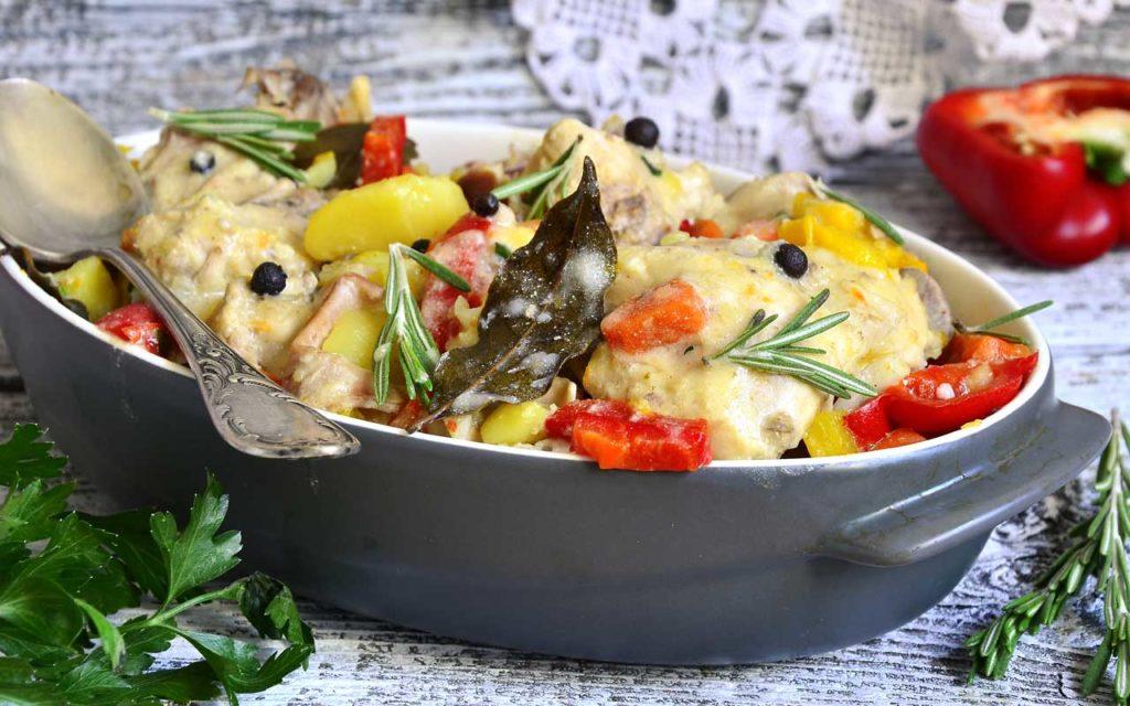 Stuffat tal-Fenek – Rabbit Stew