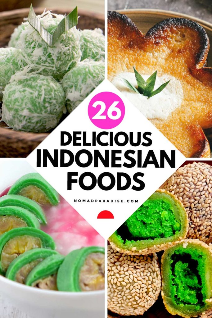 26 Delicious Indonesian Foods