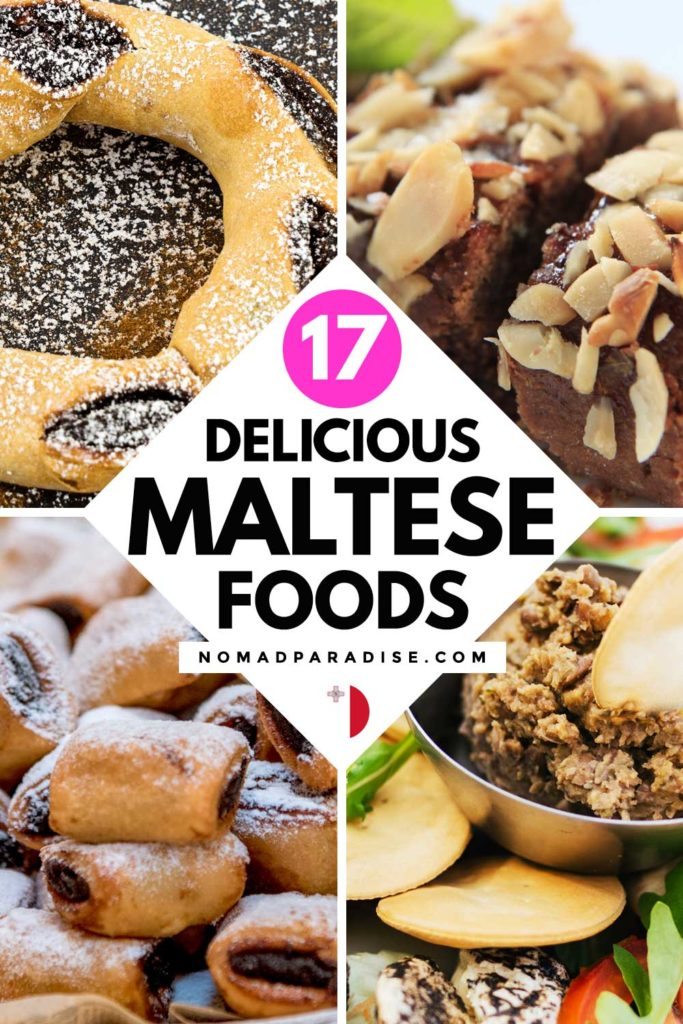 17 Delicious Maltese Foods - Nomad Paradise