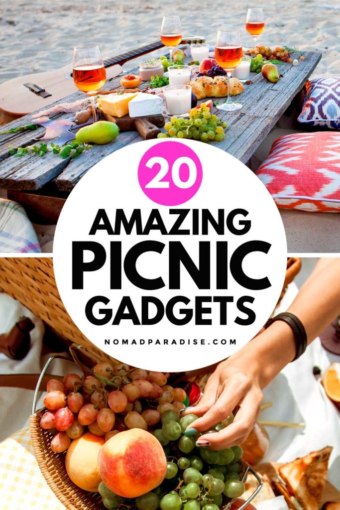 20 Amazing Picnic Gadgets