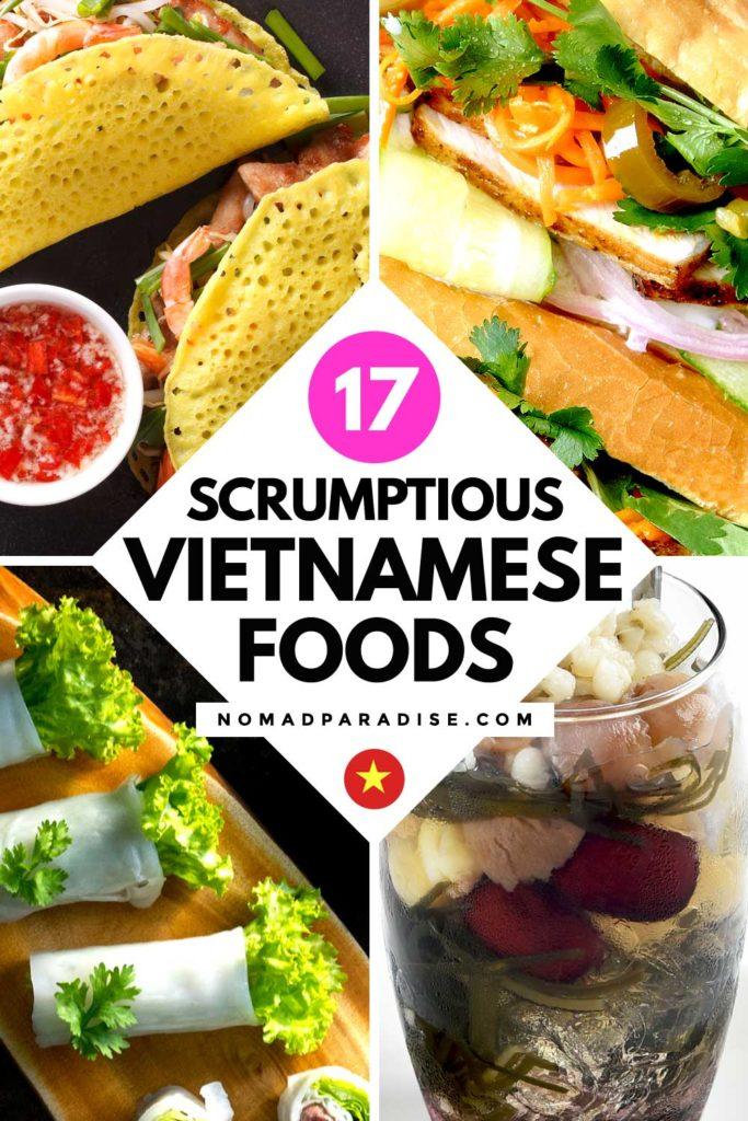 17 Scrumptious Vietnamese Foods