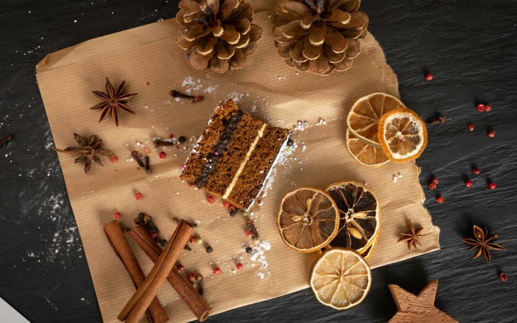 Polish Dessert: Polish Gingerbread (Piernik)