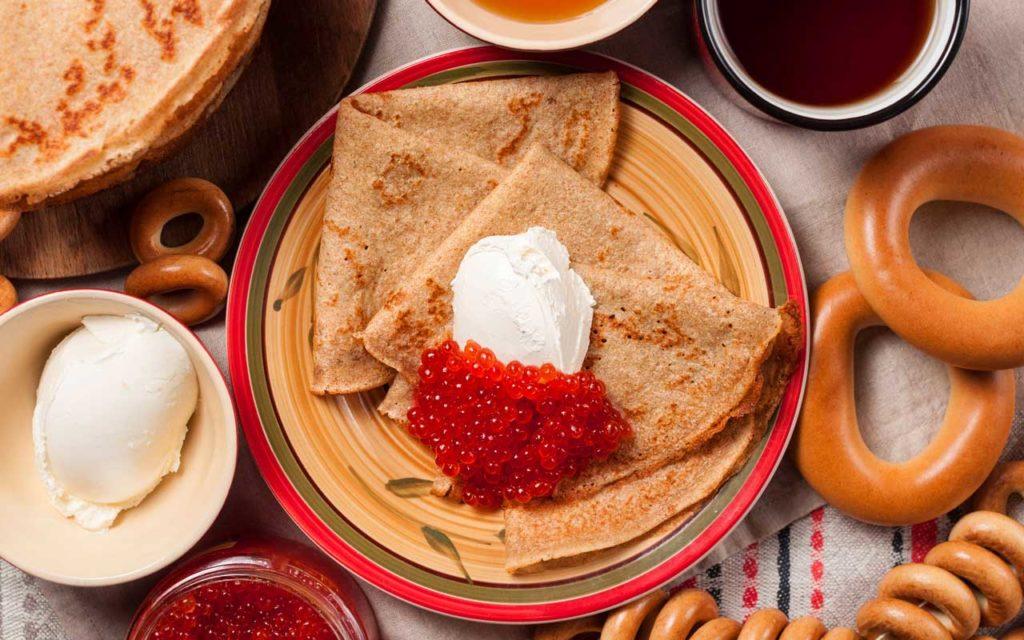 Russian Food: Blini (Блины) – Pancakes