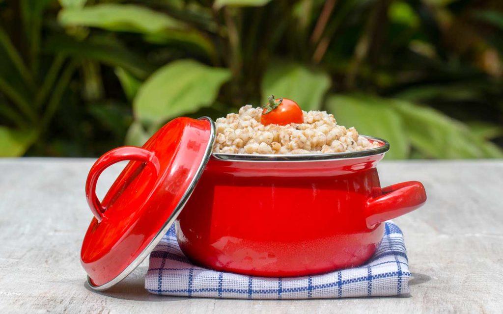 Russian Food: Kasha (Каша) – Porridge