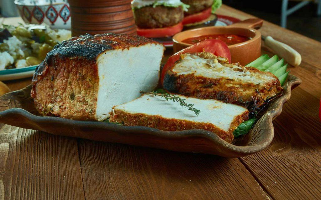 Russian Food: Buzhenina (Буженина) – Roasted Pork