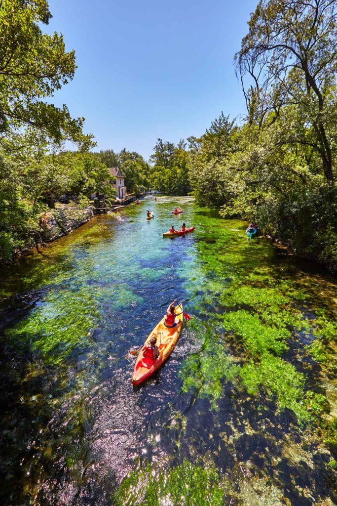 Staycation idea: kayaking