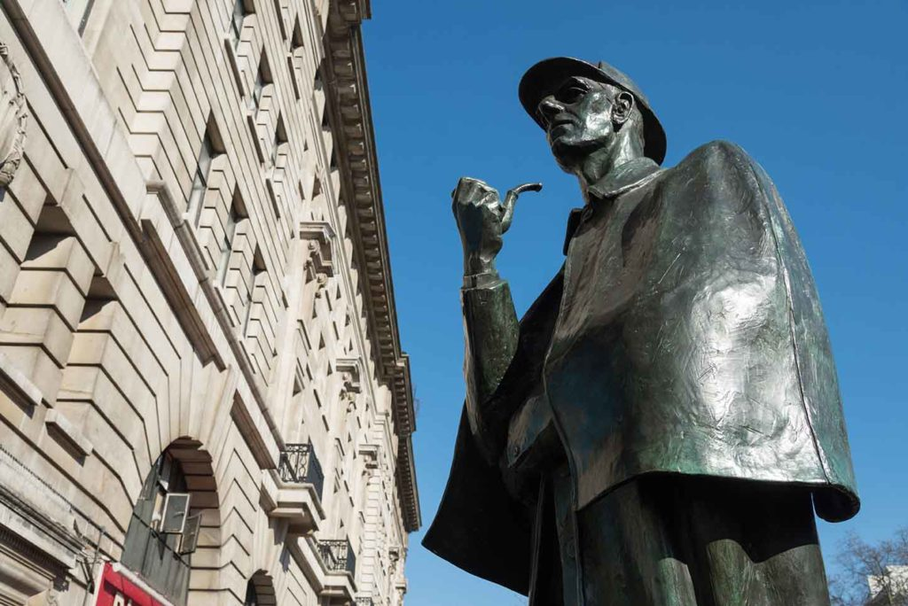 things to do in london walking tour sherlock holmes
