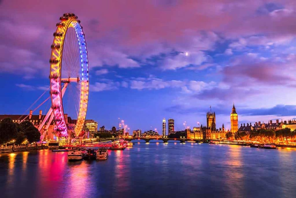 things to do in london open top night bus