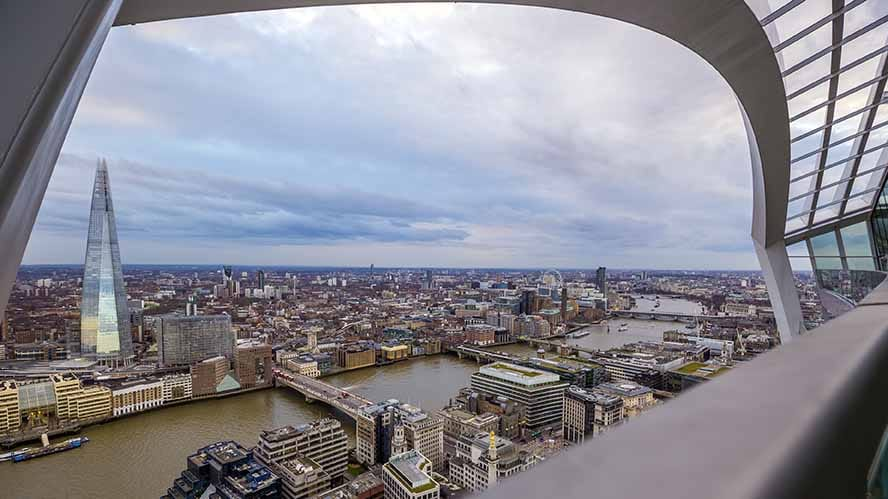 things to do london sky garden