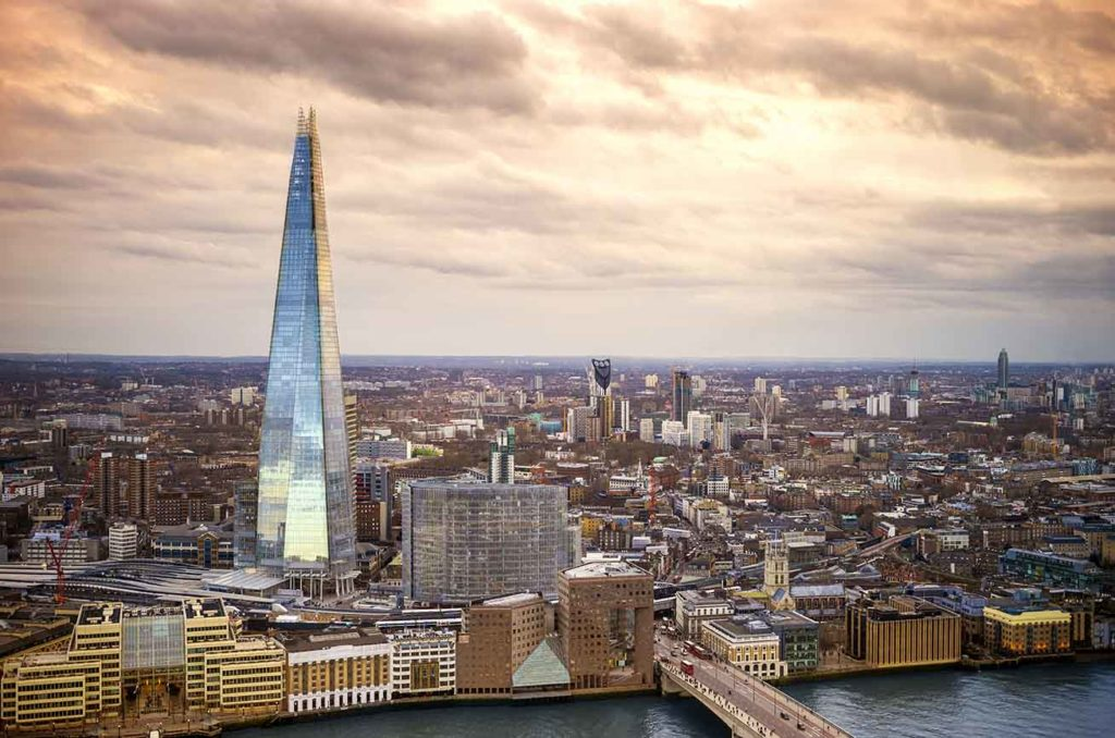 things to do in london shard