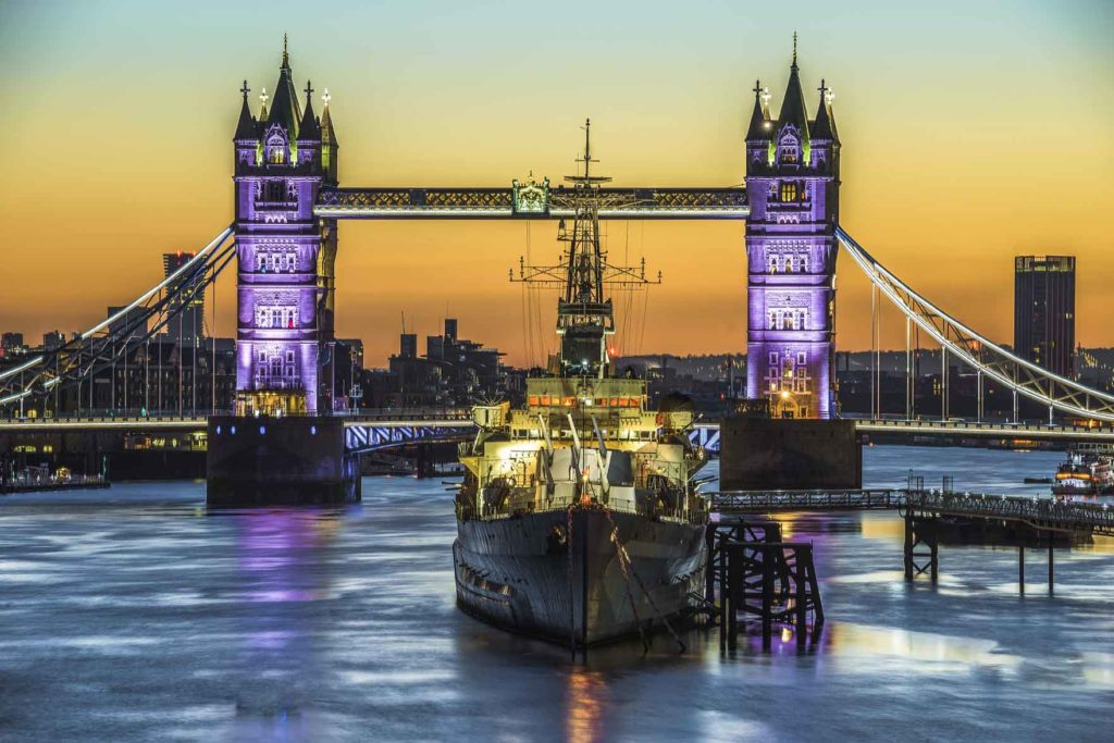 things to do in london hms belfast