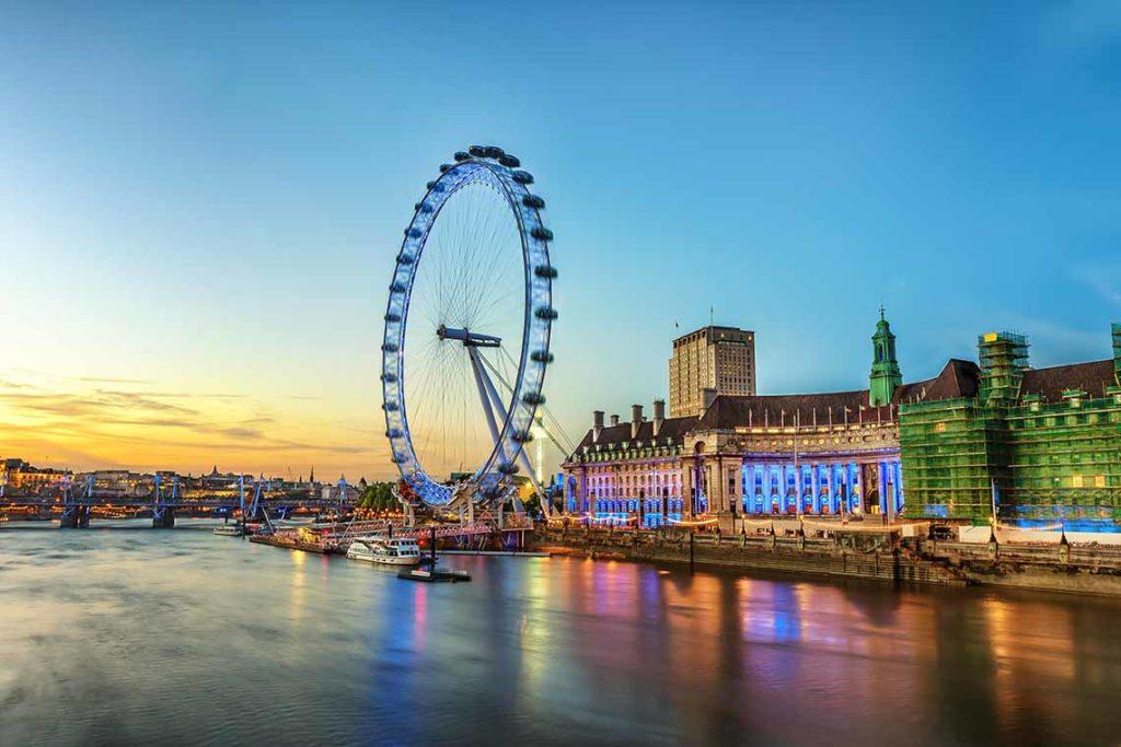 things to do london eye
