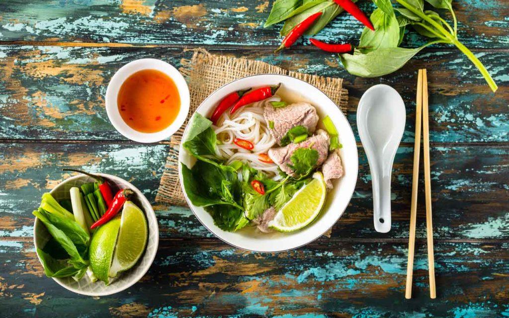 Vietnamese Food: Phở – Pho