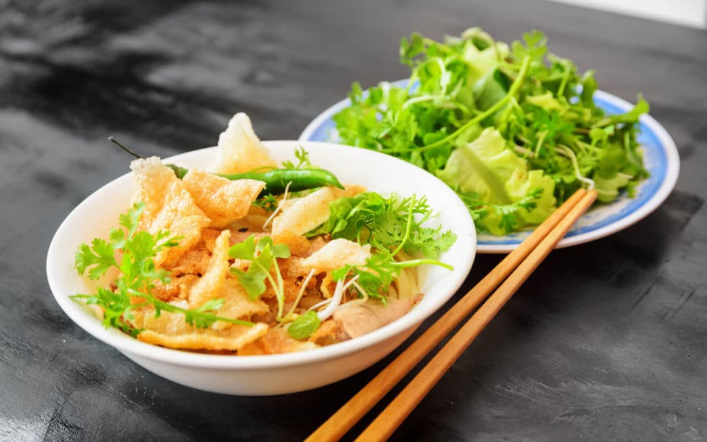 Vietnamese Food: Cao Lầu – Cao Lau Noodles