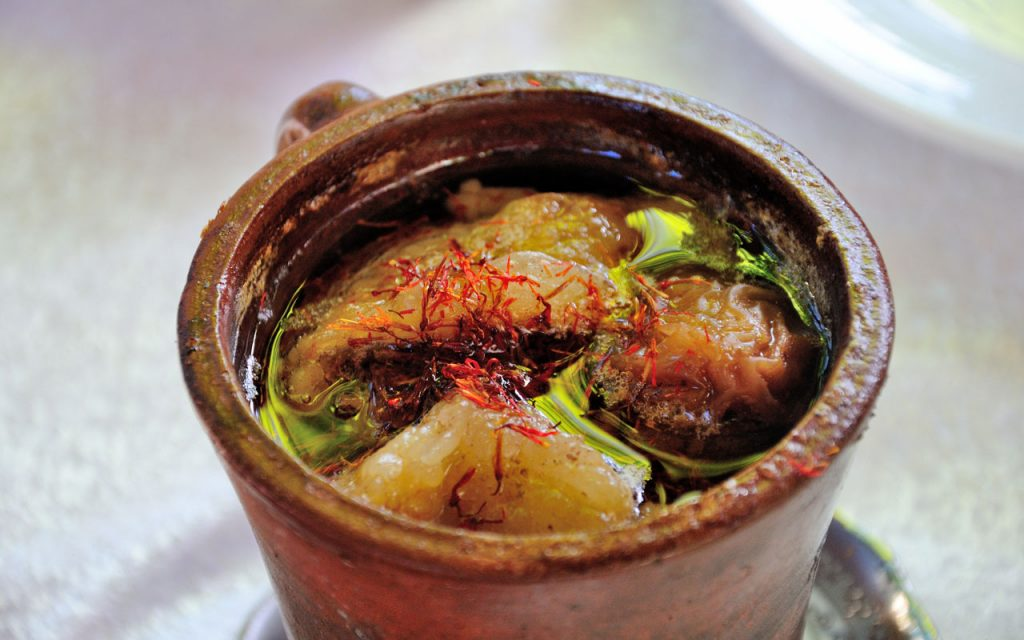 Azerbaijani Food: Piti – Lamb and Chickpea Soup