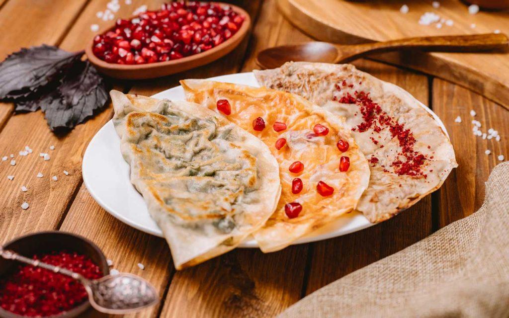 Azerbaijani Food: Buglama - Traditional Lamb Stew