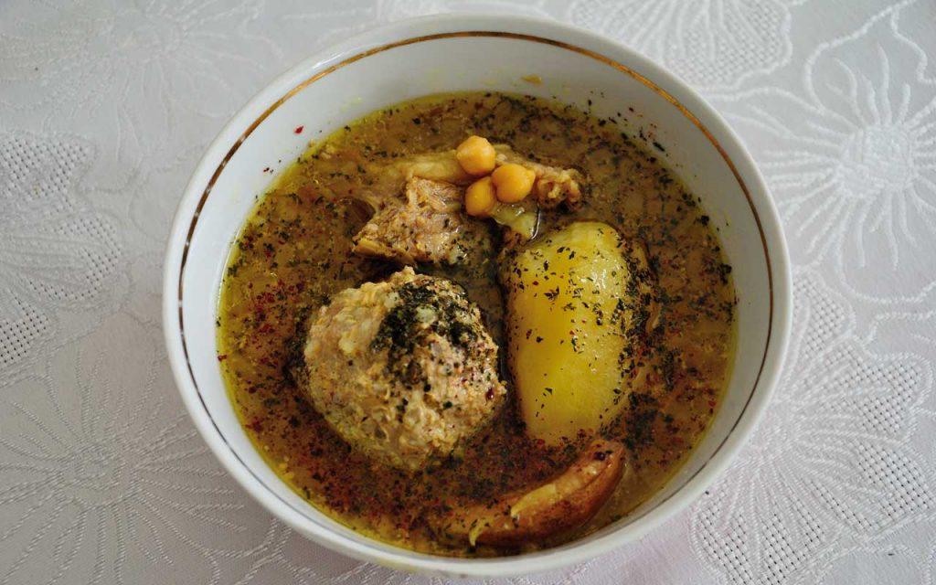 Azerbaijani Food: Bozbash – National Soup of Azerbaijan