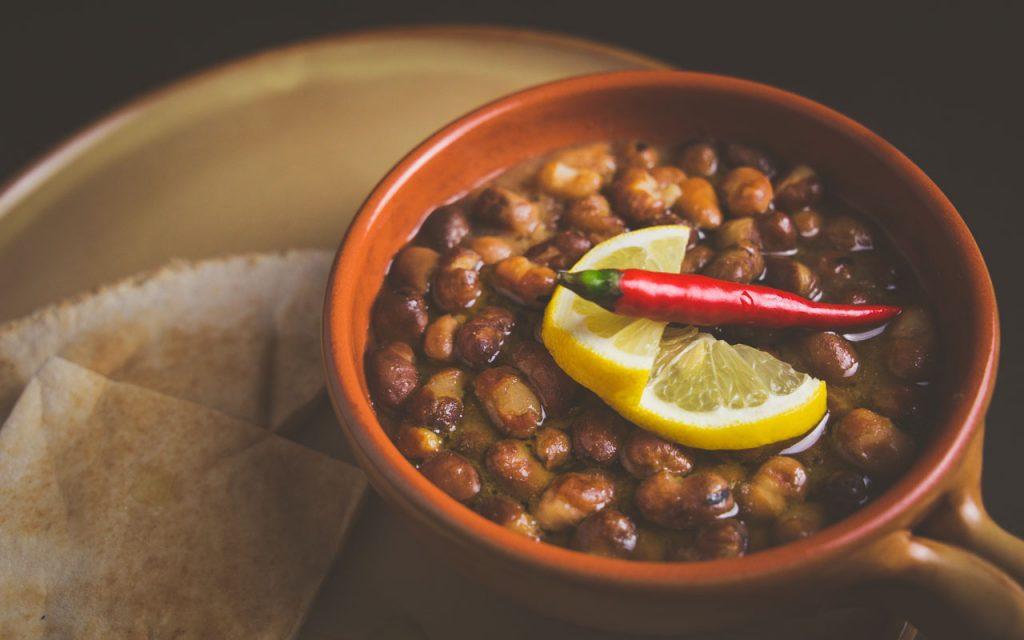 Egyptian Food: Foul Mudammas