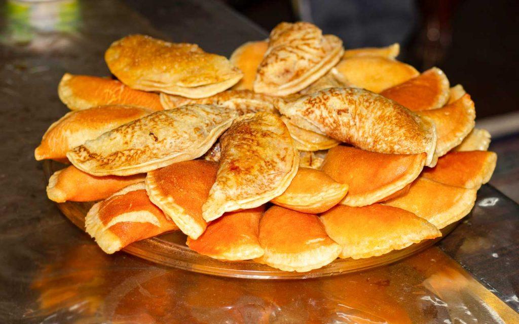 Egyptian Food: Katayef (Mini Pancakes)