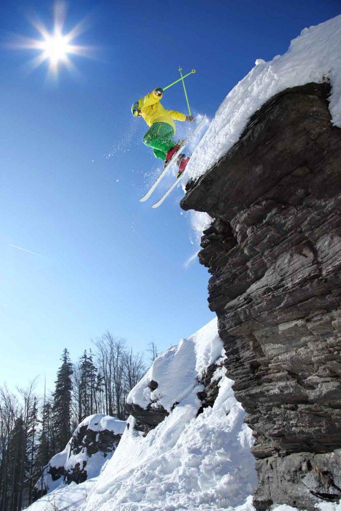 Extreme Sport: Extreme Skiing