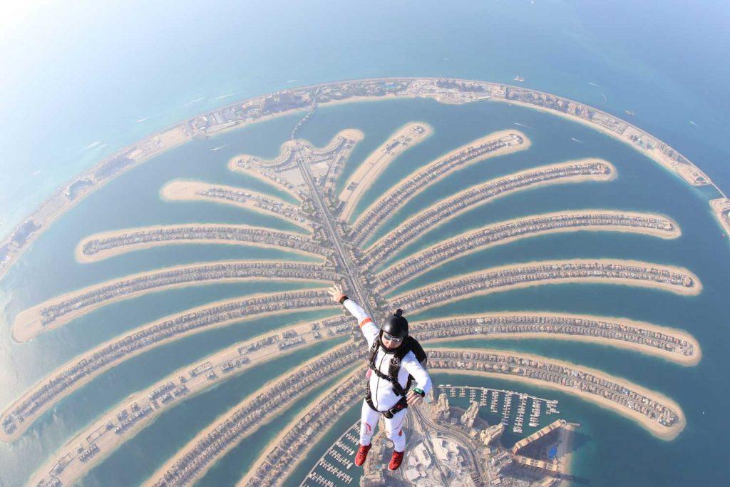 Extreme Sport: Freeflying