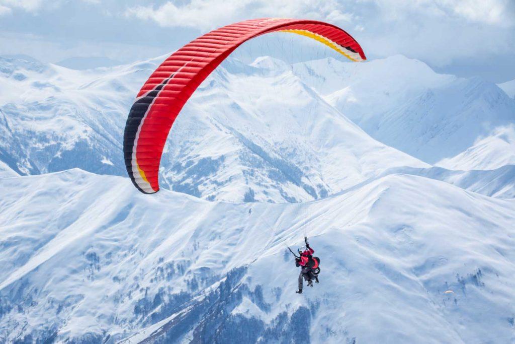 Extreme Sport: Paragliding