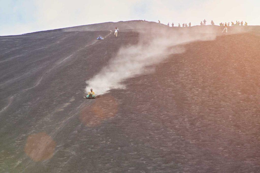 Extreme Sport: Volcano Boarding