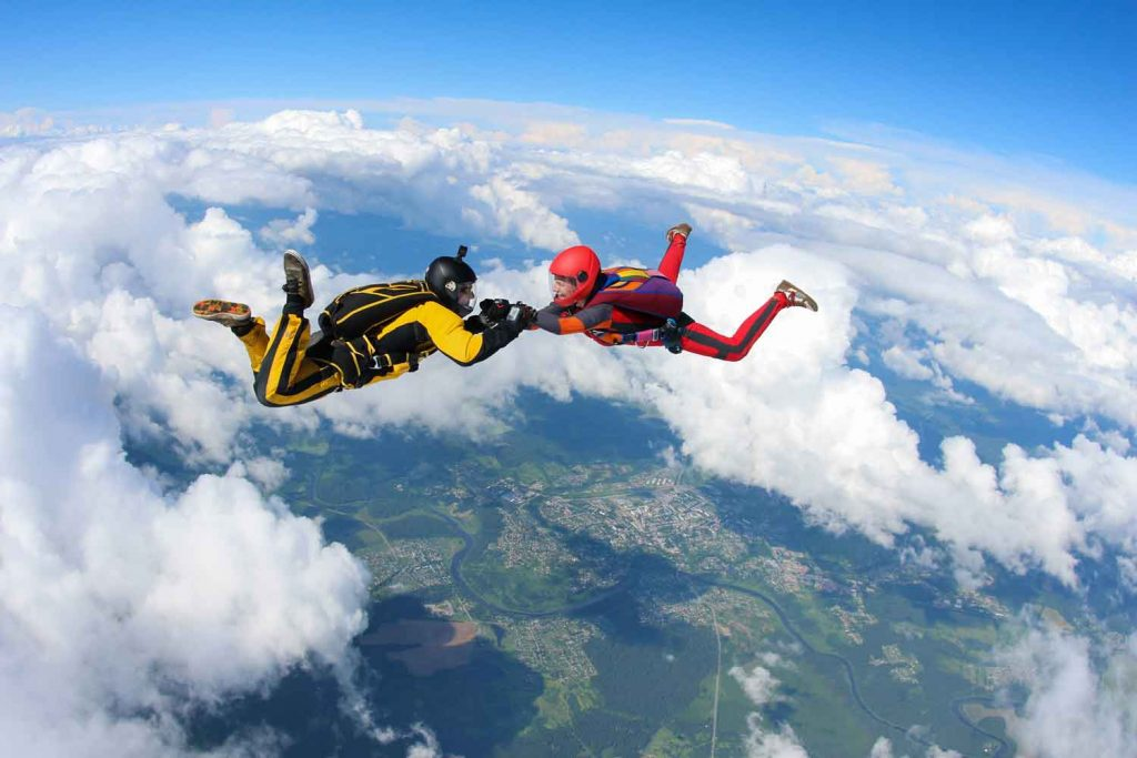 Extreme Sport: Skydiving