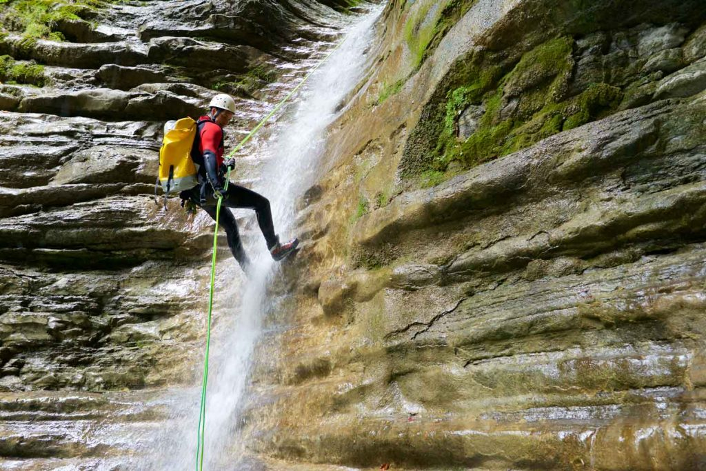 Extreme Sport: Canyoning