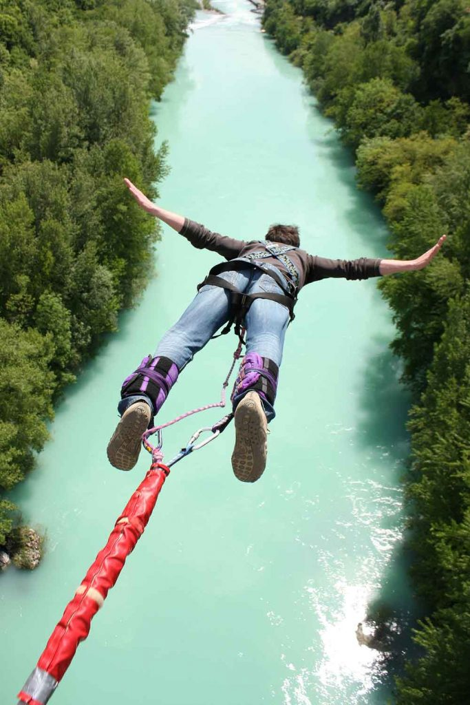 Extreme Sport: Bungee Jumping